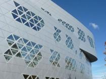Fuksas signe un lycée hôtelier tout en triangles ...