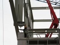 Une structure métallique hors-norme pour ...