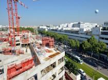 Pentagone français : visite d'un chantier ...