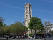 La Tour Saint-Jacques de Paris rouvre ses portes