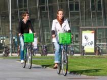 La bicyclette, reine de Strasbourg