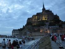 Le Mont-Saint-Michel retrouve son insularité