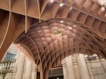 Un pavillon en bois à l'honneur au FAV de ...