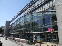 Gare Montparnasse: les travaux de LGV ...