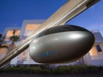 SkyTran, des capsules volantes au cœur de la ...