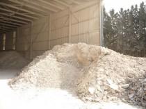 Le recyclage du plâtre en hausse en 2017