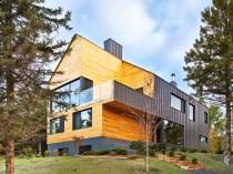 Découvrez 10 maisons bois architecturales ...