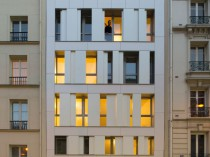 Une résidence sociale illumine un faubourg ...