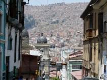 En Bolivie, le plus long téléphérique urbain du ...