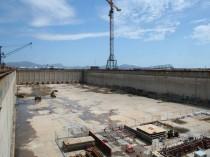 Un nouveau bateau-porte débarque à Marseille
