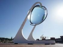 L'avenir s'écrit dans une boule de cristal solaire