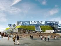 Mi-temps pour les travaux de Bercy Arena