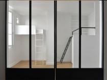 Un 80 m2 double sa surface pour devenir un duplex