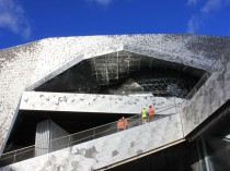 Philharmonie de Paris : Jean Nouvel poursuit ...