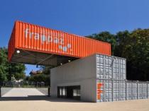 Des résidences pour artistes dans des containers