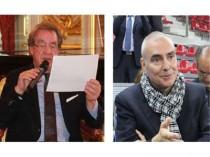 Dominique Perrault et Jean-Michel Wilmotte à ...