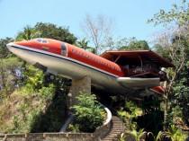 Une nuit dans... l'épave d'un Boeing 727