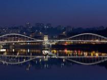 A Lyon, le pont Schuman invite à la contemplation