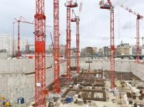 Le chantier du futur Palais de justice de Paris ...