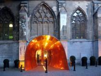Une cathédrale gothique du XVème siècle ...