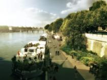 Réhabilitation des berges de Seine, acte II