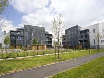 Des logements collectifs passifs émergent à ...