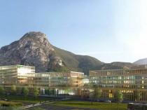 Groupe-6 réalisera un bâtiment pour Schneider ...