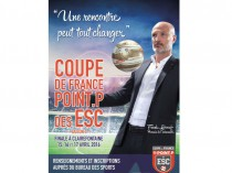Début de la 5e coupe de France Point.P des ...