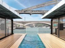 Le premier hôtel flottant de Paris ouvrira en 2016