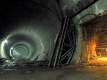 Vinci livre deux tunnels en Suède
