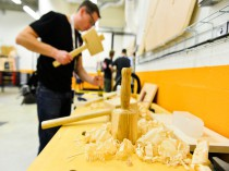 "Leroy Merlin ouvrira un ""atelier de fabrication"" ..."