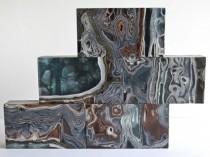 Des briques textiles qui prennent l'apparence du ...