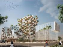 Des immeubles en bois bientôt en ville