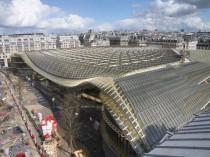 La Canopée des Halles inaugurée 38 ans après le ...