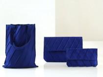 Le bleu de travail, un objet tendance