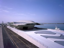 Inauguration de la gare conçue par Zaha Hadid à ...