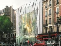 Façade et puzzle en trois dimensions au Gaumont ...