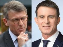 Présidentielle 2017: Valls et Peillon ...