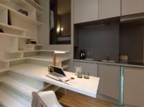 Un studio de 27m2 optimisé grâce à un bloc ...