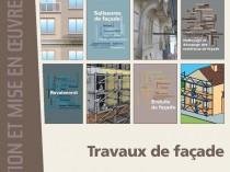 Le CSTB édite un guide sur les travaux de façade