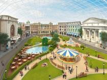 Moscou construira son premier parc d'attractions ...