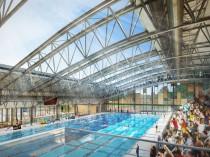 A Aix-en-Provence, une piscine prend une forme ...