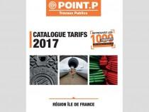 Un premier catalogue pour Point.P Travaux Publics