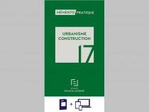 """Sortie du Mémento """"Urbanisme-Construction"""" 2017"""