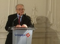 Xavier Huillard réélu à la tête du groupe Vinci