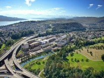 Zurich se dote d'un éco-quartier gigantesque ...