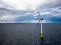 Début du raccordement du parc éolien offshore de ...