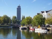 La tour Bretagne de Nantes, une tour ...
