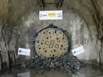 Les 10 km de galerie EDF à Romanche-Gavet sont ...