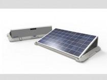 Un panneau solaire Plug and play installé en ...